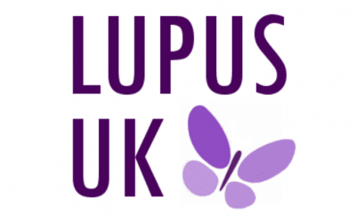 Thank you letter from LUPUS UK.