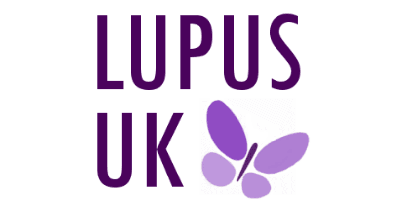 2017 Thank you letter from LUPUS UK
