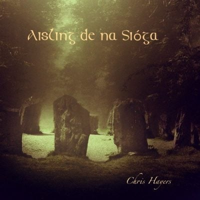 Aisling de na Sióga Coverart, Lucid Dreams - Chris Hayers