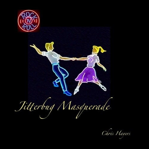 Jitterbug Masquerade Coverart, Lucid Dreams - Chris Hayers