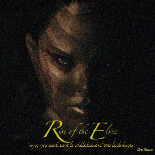 Rise of the Elves Coverart, Lucid Dreams - Chris Hayers
