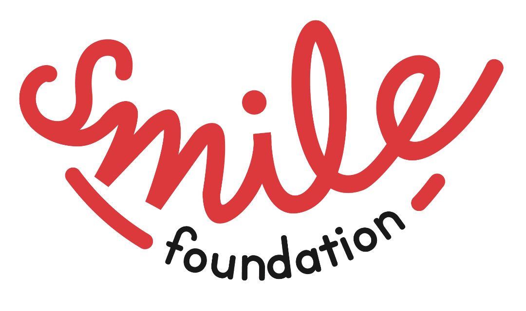 Thank you letter from The Smile Foundation (Jul '18)
